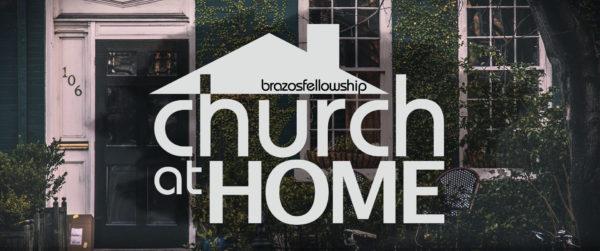 Church At Home 2020 Image
