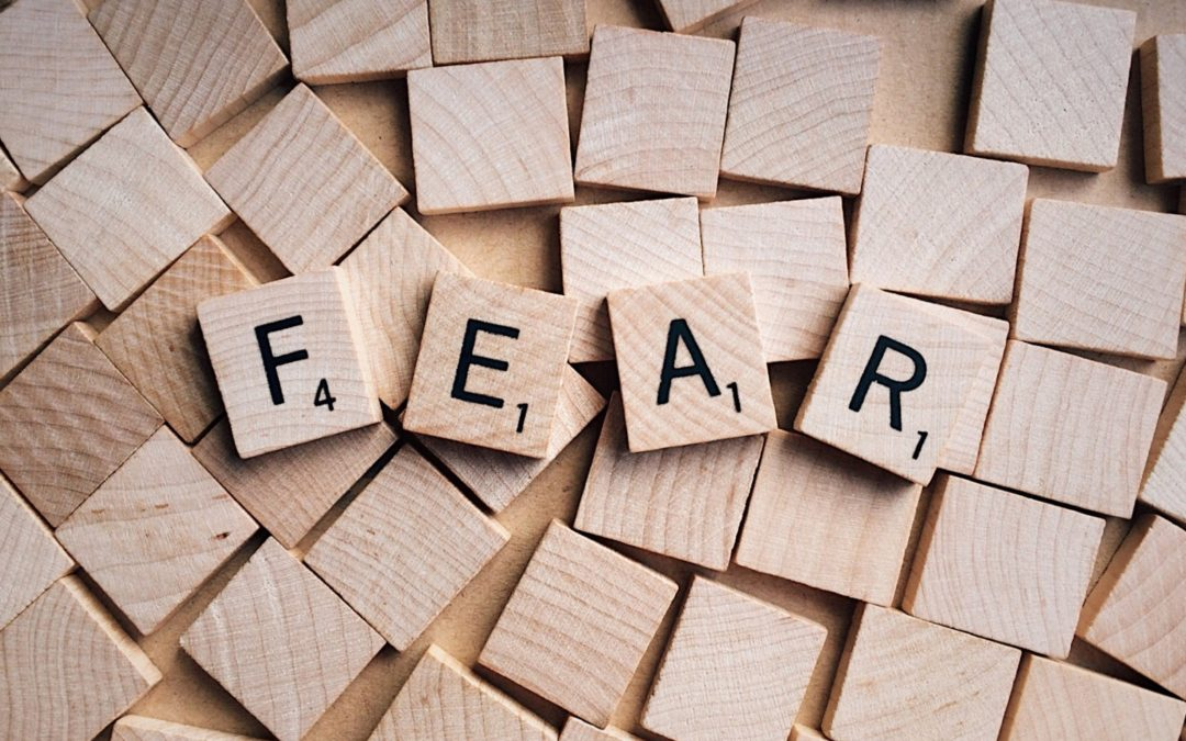 Living Courageously Even When You Have Fear