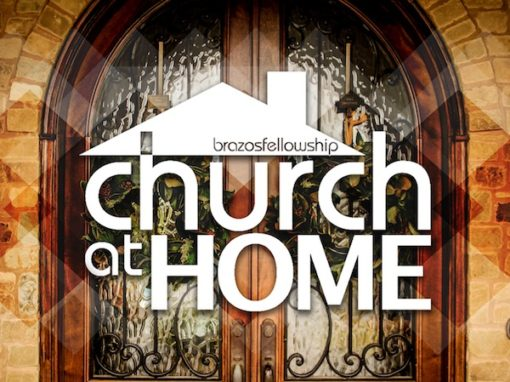 Church At Home 2017