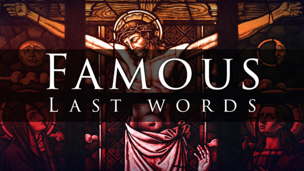 Famous Last Words Image