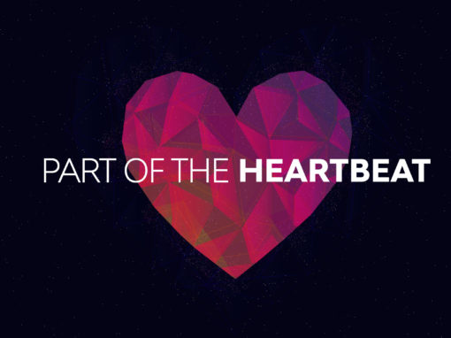Be Part of the Heartbeat