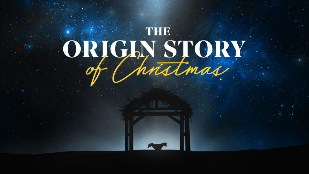 The Origin Story of Christmas