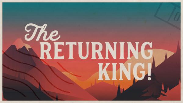 The Returning King! Image